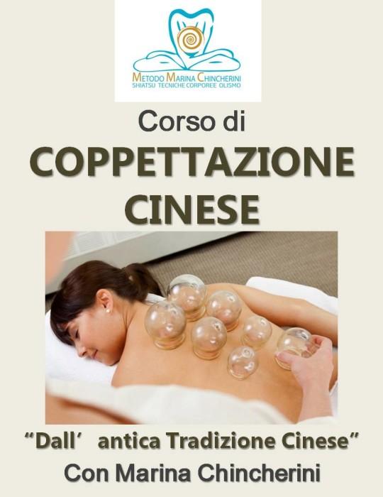 CORSO DI COPPETTAZIONE CINESE. METODO MC