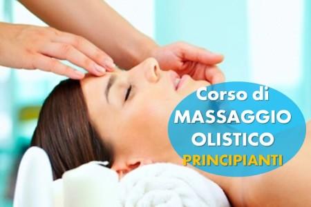 CORSO DI MASSAGGIO OLISTICO PER PRINCIPIANTI. Metodo MC.