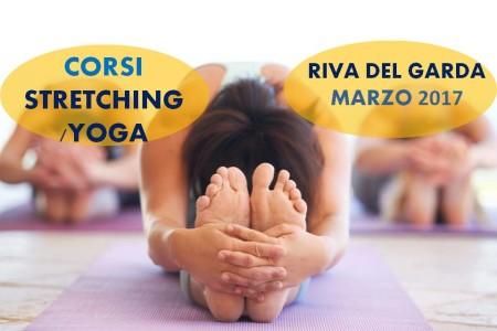 CORSI DA MARZO, STRETCHING/YOGA DEI MERIDIANI, RISVEGLIO ENERGETICO, MEDITAZIONE. METODO MC