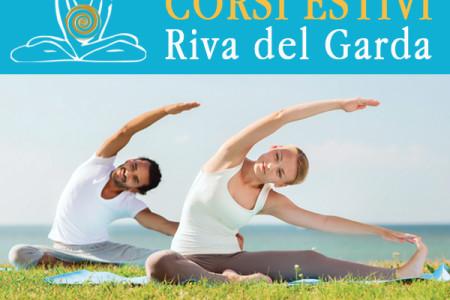 CORSI ESTIVI  RIVA DEL GARDA. STRETCHING/YOGA, RISVEGLIO ENERGETICO, MEDITAZIONE.