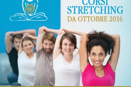 CORSI DA OTTOBRE STRETCHING/YOGA DEI MERIDIANI, RISVEGLIO ENERGETICO E MEDITAZIONE