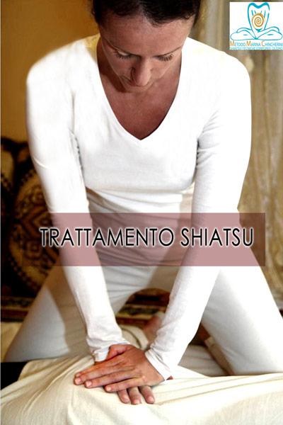 TRATTAMENTO SHIATSU.