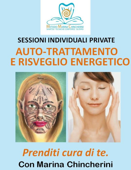 SESSIONI INDIVIDUALI PRIVATE. AUTOTRATTAMENTO /AUTOMASSAGGIO.