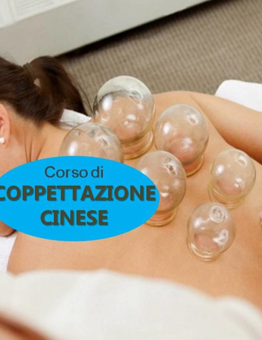 CORSO DI COPPETTAZIONE CINESE. GENNAIO 2019. METODO MC.