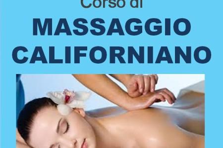 CORSO DI MASSAGGIO CALIFORNIANO. METODO MC