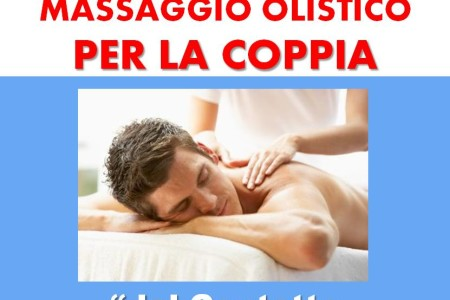 CORSO DI MASSAGGIO OLISTICO PER LA COPPIA. METODO MC