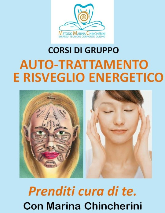 CORSI DI GRUPPO. AUTOTRATTAMENTO / AUTOMASSAGGIO.