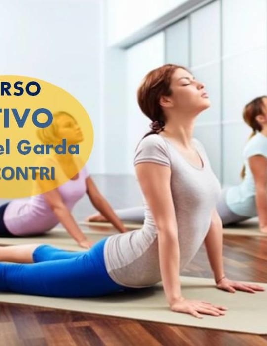 CORSO ESTIVO, 6 INCONTRI DI STRETCHING/YOGA DEI MERIDIANI. METODO MC