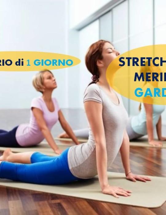 SEMINARIO DI STRETCHING DEI MERIDIANI. Metodo MC