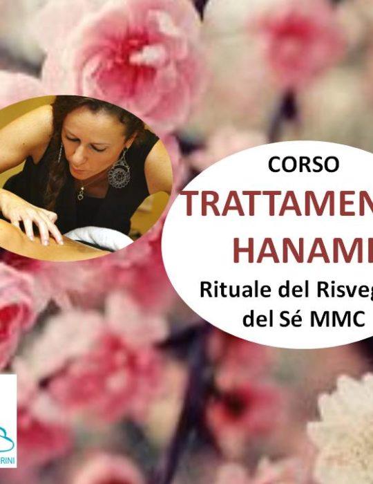 CORSO TRATTAMENTO HANAMI ESCLUSIVO MMC. GARDA VR.
