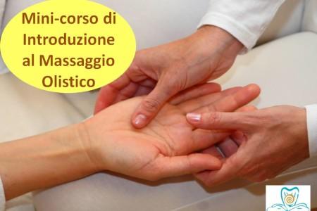 MINI-CORSO DI INTRODUZIONE AL MASSAGGIO OLISTICO METODO MC