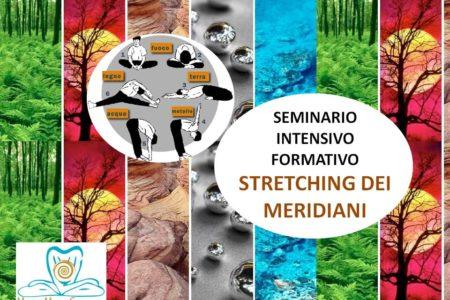 SEMINARIO INTENSIVO FORMATIVO IN STRETCHING DEI MERIDIANI. AFFI VR, FEBBRAIO 2020, METODO MC.
