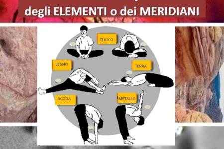 CORSO DI STRETCHING DEGLI ELEMENTI (O DEI MERIDIANI) PER OPERATORI DEL BENESSERE. MMC